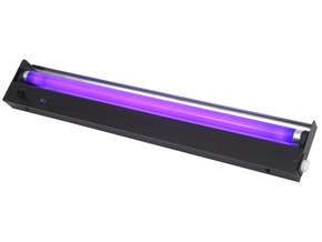 Qtx BL1200 blacklight ultraviolet TL armatuur 1.2 meter + 40W UV lamp 1200mm
