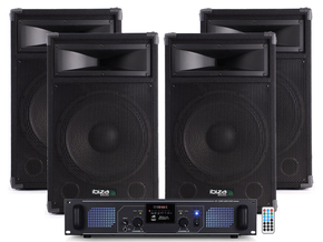 Carnaval Party Set 004 Basic 2400 Watt