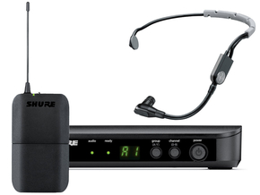 Shure BLX14/SM35 draadloos headset microfoon systeem