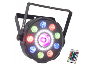 AFX Light COMBOPAR-FX 3-in-1 LED PAR spot RGBW DMX