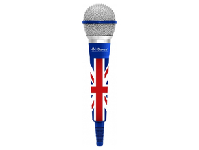 iDance CLM8 Color Mic dynamische microfoon UK