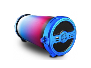 IDance Audio CY 300 Cyclone 300 Blue portable bluetooth speaker
