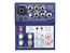 BST MX35USB 4 kanaals mengpaneel DJ mixer met USB interface