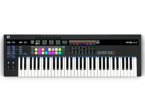 Novation 61SL MKIII MIDI Keyboard controller