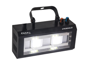 Ibiza Light STROBE40LED LED stroboscoop 2x 20W
