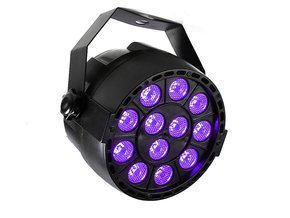 Ibiza Light PAR-MINI-UV UV LED Par Spot 12x 2W