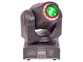 Ibiza Sound MHSPOT30-FX 2-in-1 Spot & Animatie LED Moving Head