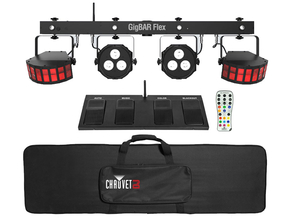 Chauvet DJ GigBar Flex 3-in-1 LED bar systeem