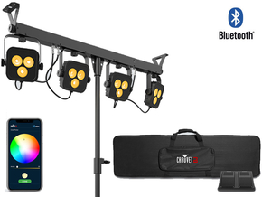 Chauvet DJ 4Bar LT BT BTAir bluetooth LED PAR BAR