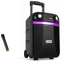 iDance Audio Groove GR408X portable bluetooth party speaker met microfoon 200W