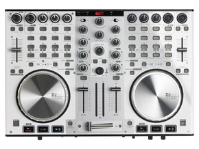 Audiophony DJazz Pro DJ controller met Virtual DJ software