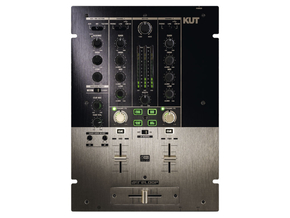 Reloop KUT digitale battle FX mixer met Innofader