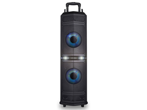 Noonday SP-140BL DJ Party Tower XXL slim all-in-1 party speaker