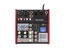 Citronic CSM-4 mixer met USB/Bluetooth en Delay effect