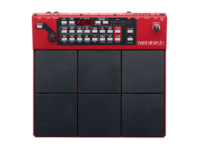 Nord Drum 3P modeling percussion synthesizer