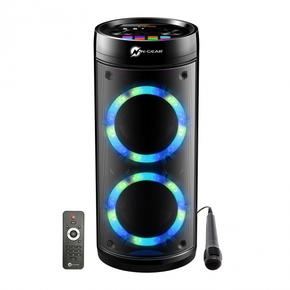 N-Gear Let's Go Party portable bluetooth speaker